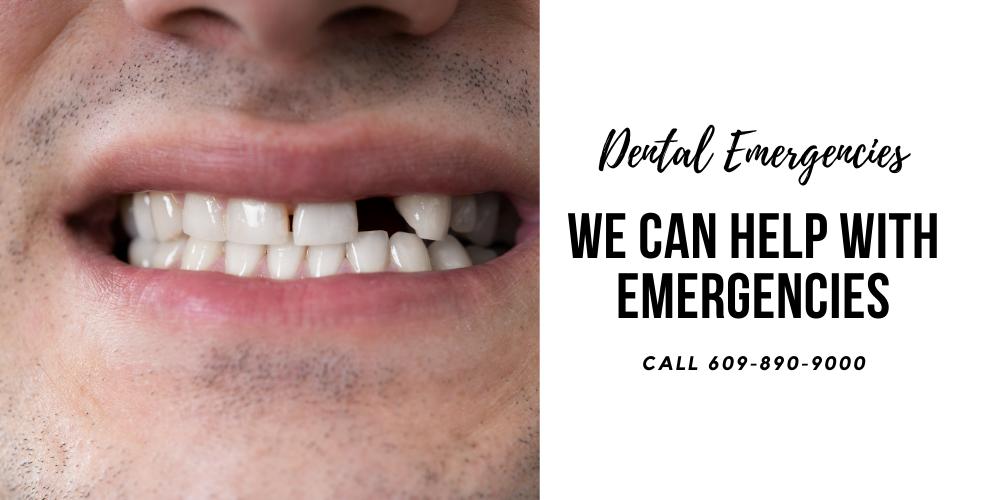 dental emergency hamilton new jersey